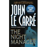 THE NIGHT MANAGER BOOK COVER