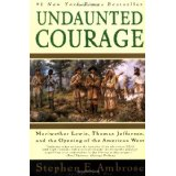 UNDAUNTED COURAGE BOOK COVER