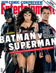 WONDER WOMAN ON EW