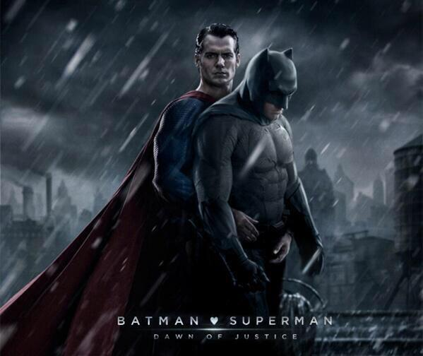 GAY SUPERMAN & BATMAN PHOTO