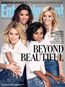 EW COVER HOLLYWOOD WOMEN