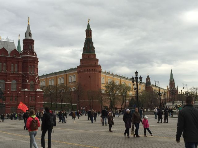DN KREMLIN RED SQ