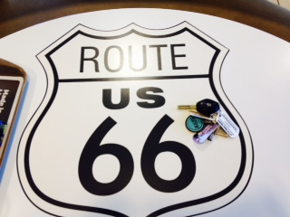 ROUTE 66 SIGNAGE