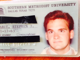 STUDENT ID FROM 1985
