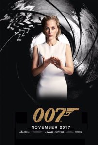 GILLIAN AS BOND