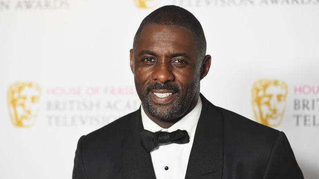 IDRIS ELBA IN TUX