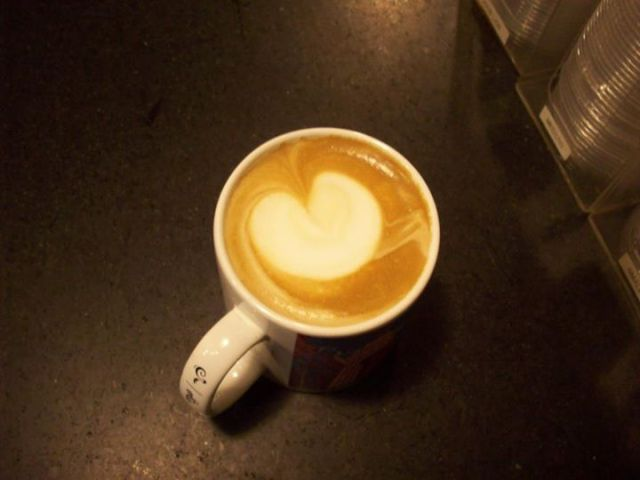 LATTE OF LOVE