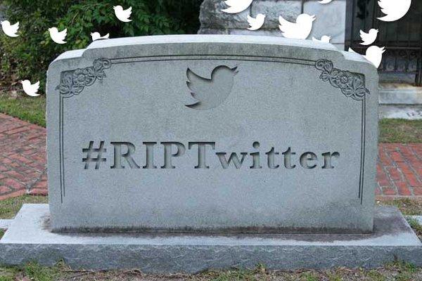 #RIPTWITTER