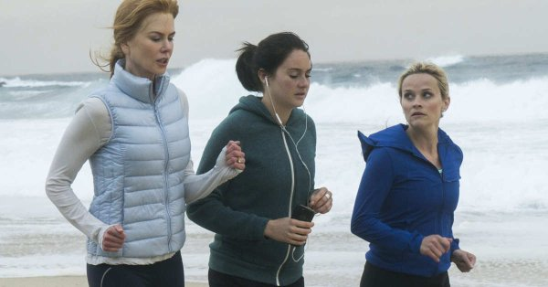 BIG LITTLE LIES JOGGING