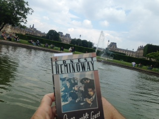 HEMINGWAY IN THE TUILERIES
