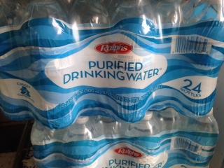EARTHQUAKE WATER