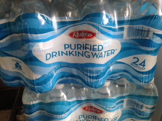 EARTHQUAKE WATER